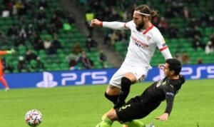 El Sevilla FC firma su pase a octavos en Rusia