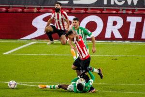 El Athletic golea al Betis