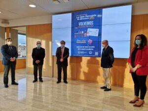La Fundación Banco de Alimentos de Sevilla prepara ya su nueva gran recogida de alimentos 2020
