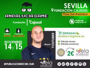 Andalucía Game, la resistencia de los 'gamers': en la Fundación Cajasol
