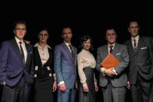 Ernesto Alterio y Ramón Barea protagonizan 'Shock (el cóndor y el puma)' en el Teatro Central