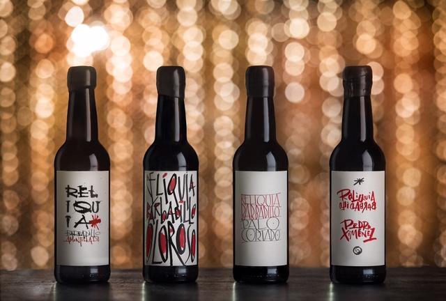 Barbadillo presenta sus Reliquias con un nuevo formato de medias botellas