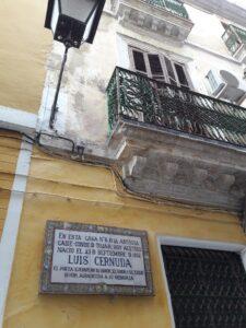 Comienzan los estudios técnicos para la rehabilitación de la casa natal de Luis Cernuda
