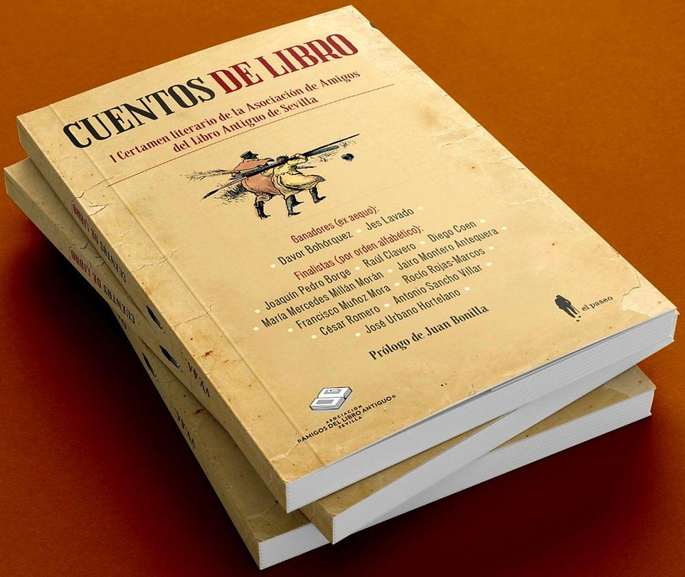 'Cuentos de Libro' recopila los relatos ganadores y finalistas del I Certamen Literario organizado por la Asociación de Amigos del Libro Antiguo