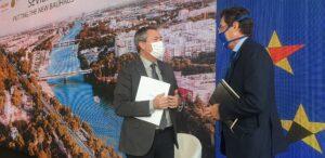 Sevilla lidera la Nueva Bauhaus para orientar los fondos de Recuperación