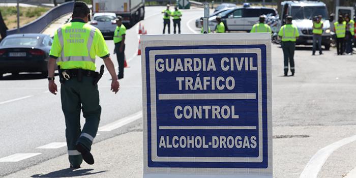 Tráfico intensifica la vigilancia del consumo de alcohol y drogas