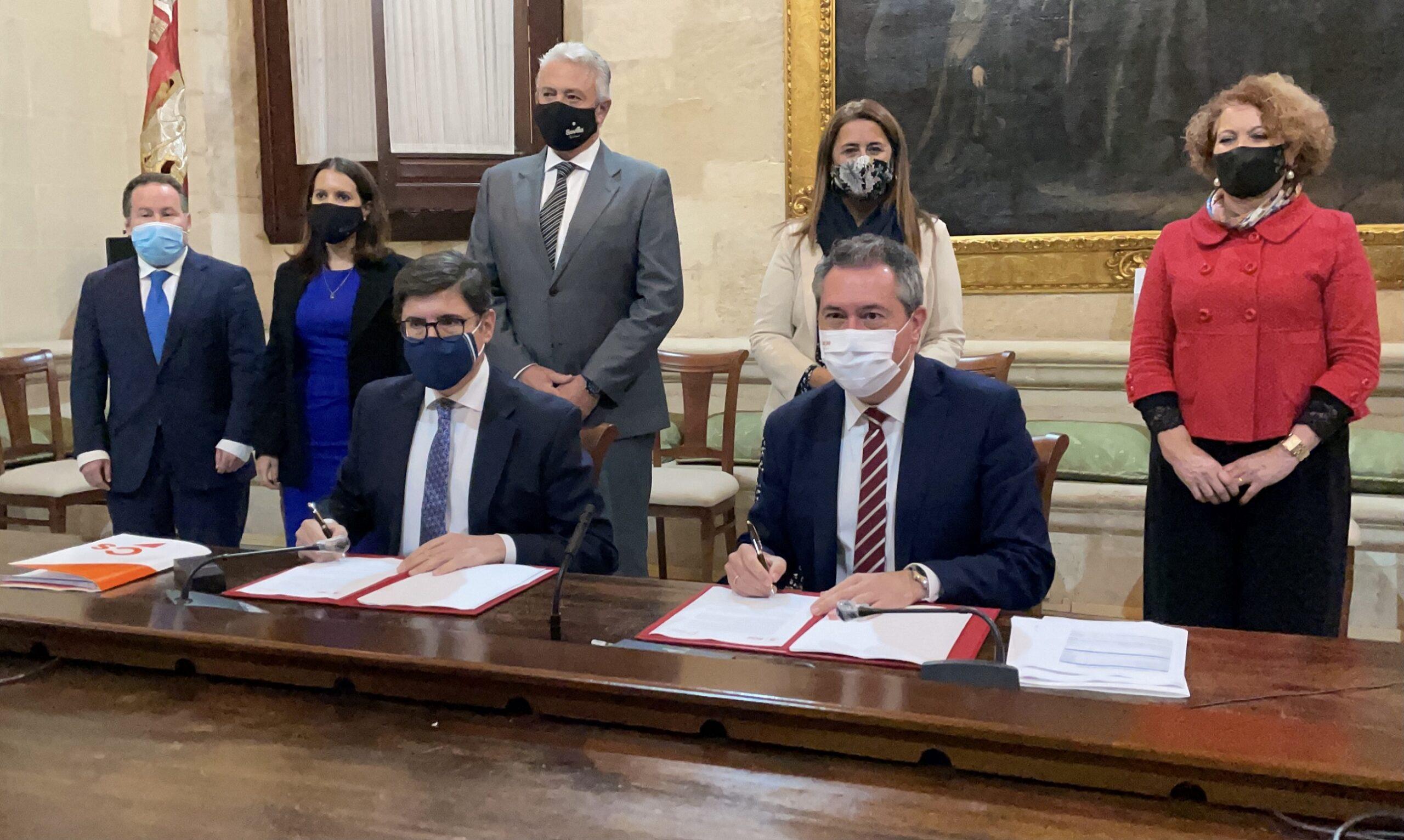 Acordado un presupuesto para 2021 más social, con 92,3 millones en inversión y que servirá de base para la reactivación económica de Sevilla