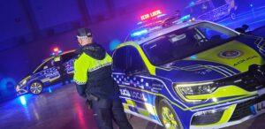 La Policía Local renueva la imagen de sus coches e incorpora innovaciones tecnológicas