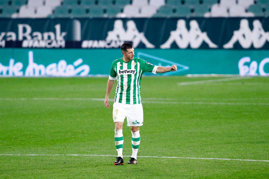 El Real Betis se impone al Cádiz