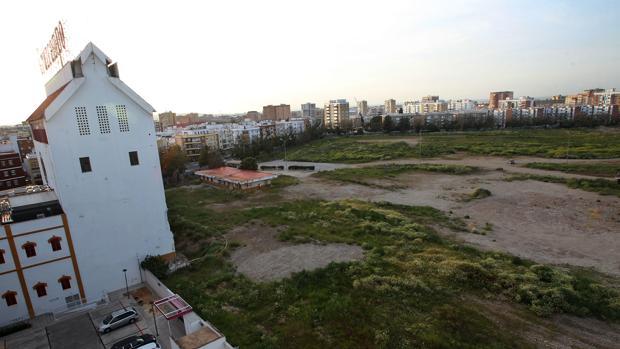 Aprobado el proyecto de reparcelación para el desarrollo urbanístico de 42.000 metros cuadrados junto a Los Arcos