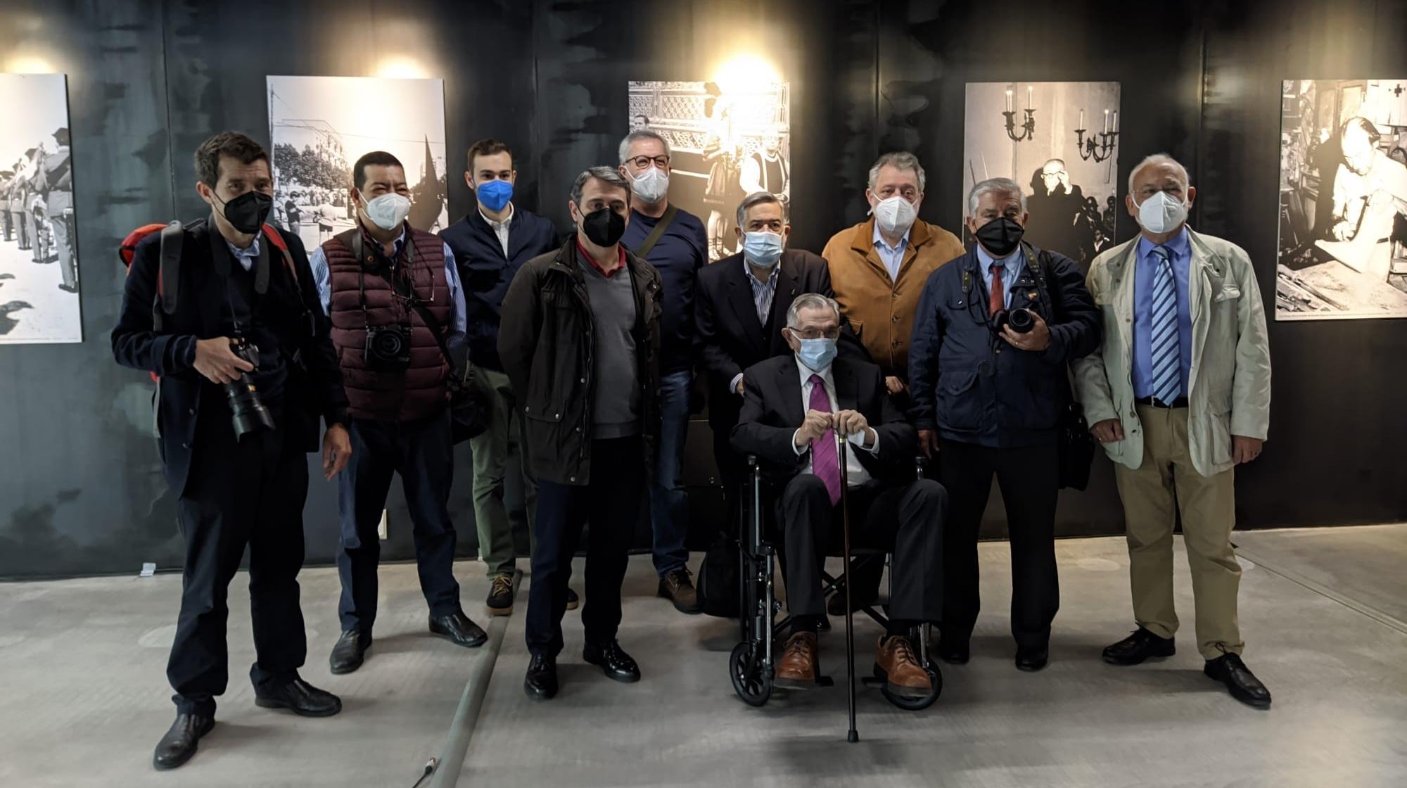 Exposición del legado fotográfico de Jesús Martín Cartaya