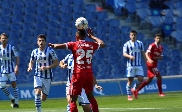 El Sevilla FC sigue en la lucha sumando 3 puntos en San Sebastián