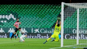 El Real Betis se abona al empate