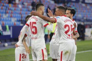 El Sevilla FC, suma y sigue
