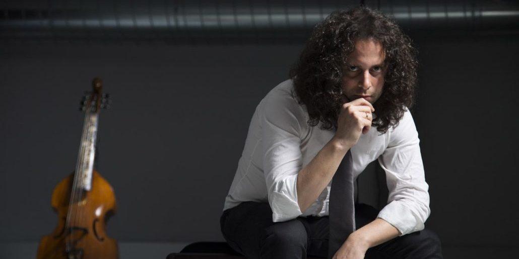 Fahmi Alqhai, con un programa dedicado a Bach y Abel, en el Espacio Turina