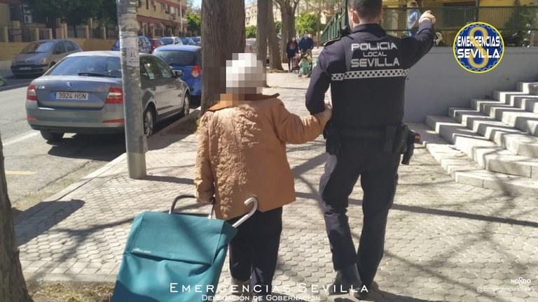 Nuevos agentes de policía para el distrito Este-Alcosa-Torreblanca