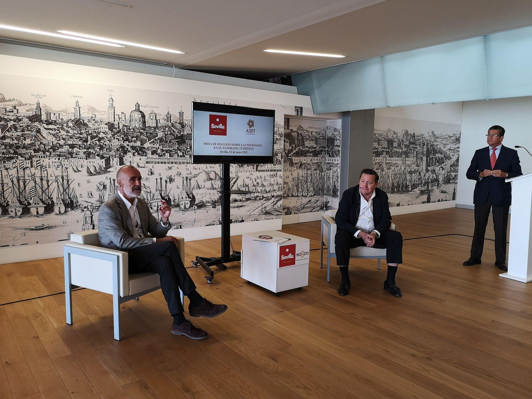 En este momento estás viendo Sevilla se centrará en FITUR en los contactos con aerolíneas, turoperadores y agentes de congresos y grandes eventos