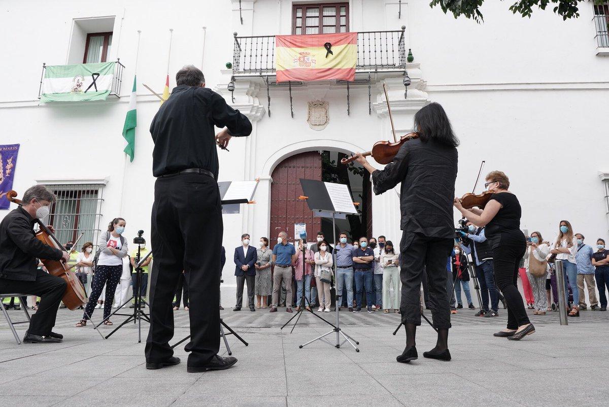 La ROSS acuerda con el Ayuntamiento de Tomares cinco conciertos y un festival de música clásica