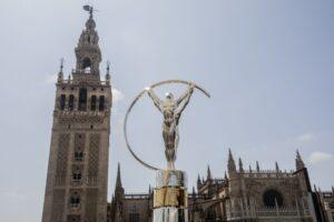 Sevilla se promociona con los premios Laureus: una audiencia potencial de mil millones de espectadores
