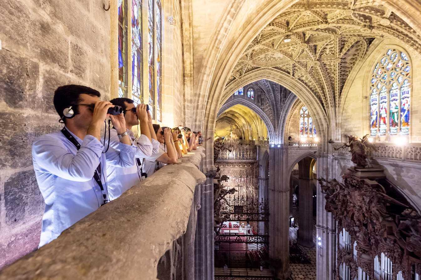 La Catedral de Sevilla reactivará sus visitas culturales a partir del lunes 10 de mayo