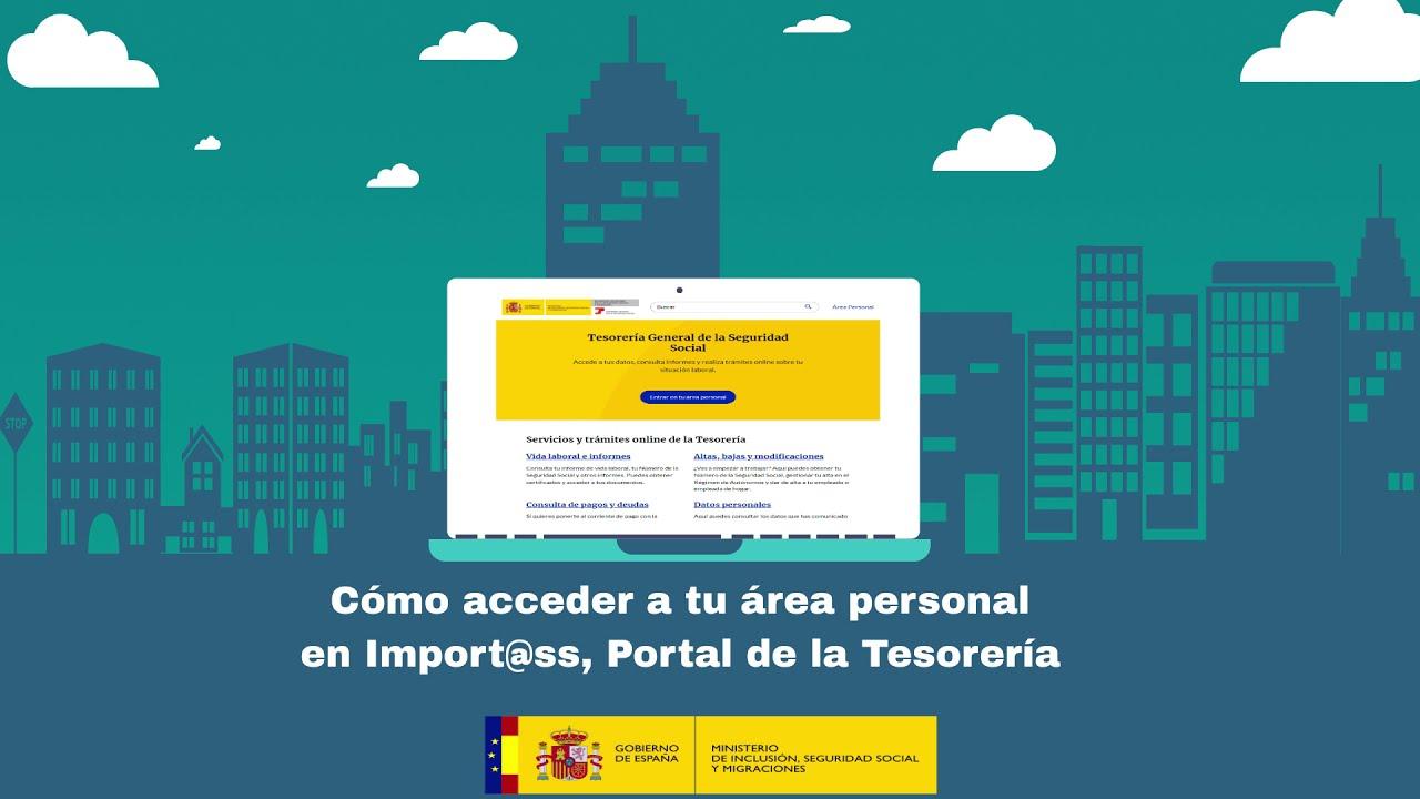 Presentado en Sevilla el portal Import@ss de la Seguridad Social