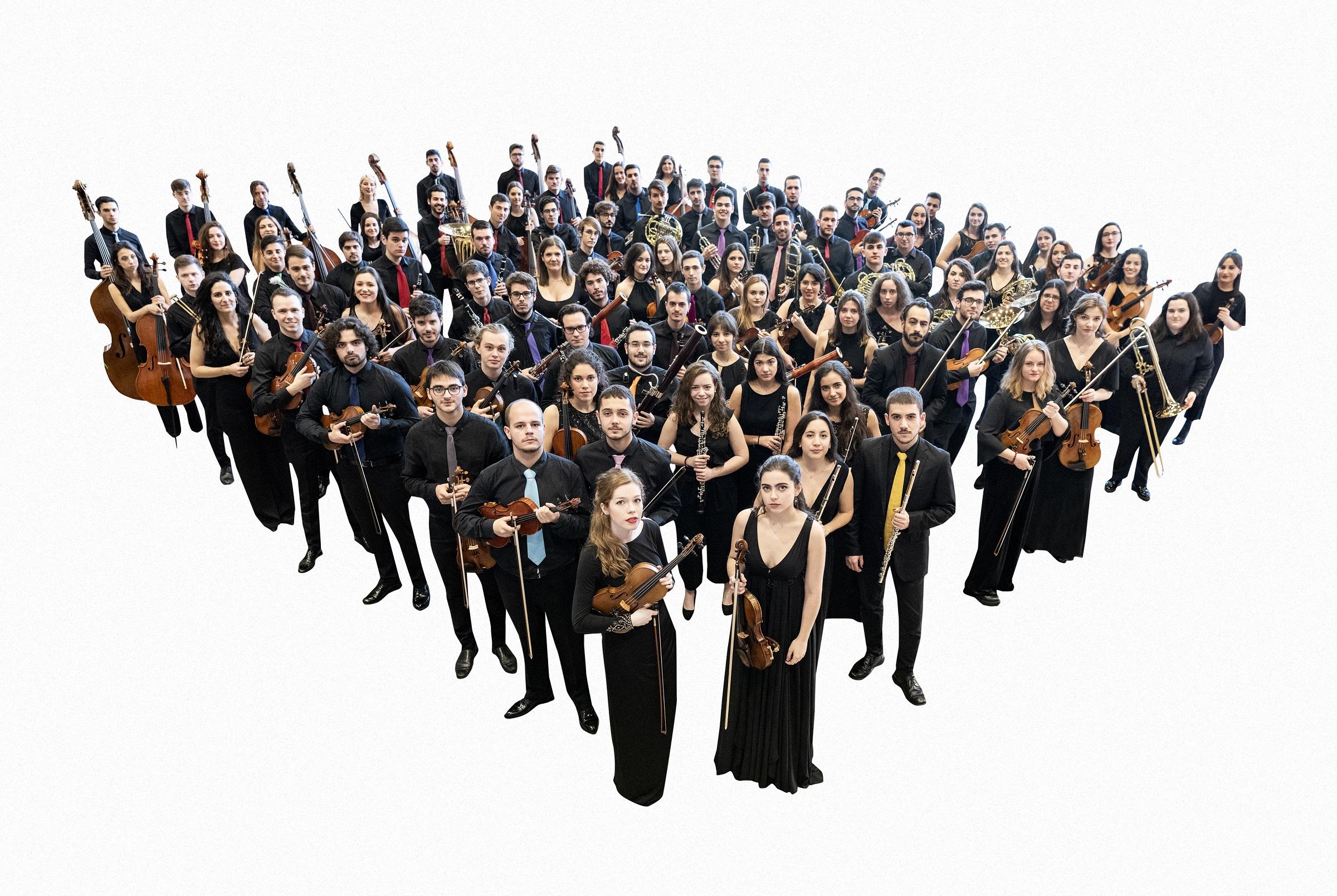Concierto extraorinario de la Joven Orquesta Nacional de España en el Maestranza