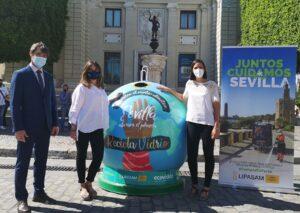 Lipassam y Ecovidrio lanzan un reto para impulsar el reciclaje de envases de vidrio