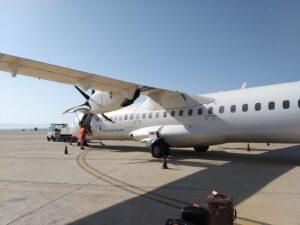 La ruta aérea Almería-Sevilla incrementa la oferta de vuelos con una frecuencia más los domingos