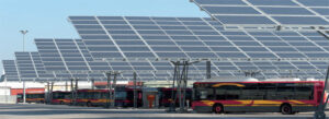 Lee más sobre el artículo Tussam añadirá 41 autobuses híbridos de Gas Natural dentro del proceso de descarbonización de la flota
