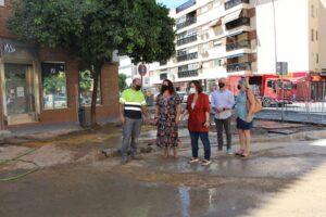 Lee más sobre el artículo La calle Ardilla en obras para mejorar la accesibilidad y reorganizar las plazas de estacionamiento