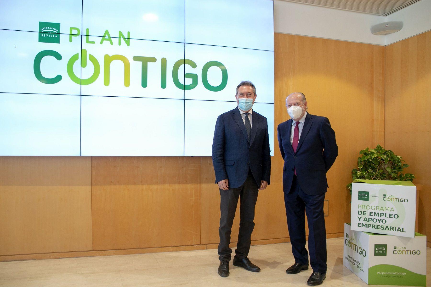 En este momento estás viendo Ayuntamiento y Diputación, a través del Plan Contigo, pondrá en marcha programas de empleo en parques empresariales, emprendedores y turismo