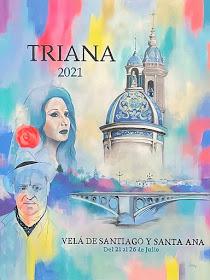 Lee más sobre el artículo La Velá de Santiago y Santa Ana arranca con el pregón del periodista Moisés Ruz y la entrega de los galardones a los trianeros del año