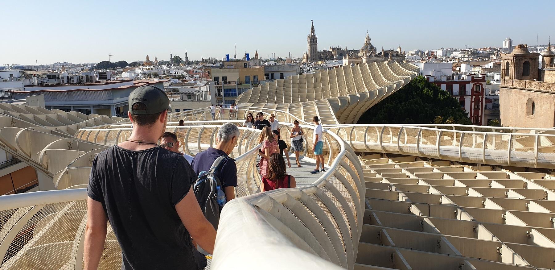 En este momento estás viendo Sevilla entra en el Consejo Global de Turismo Sostenible