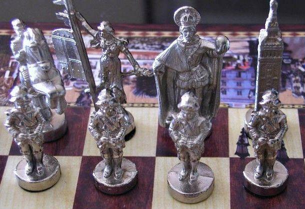 En este momento estás viendo Sevilla y el ajedrez