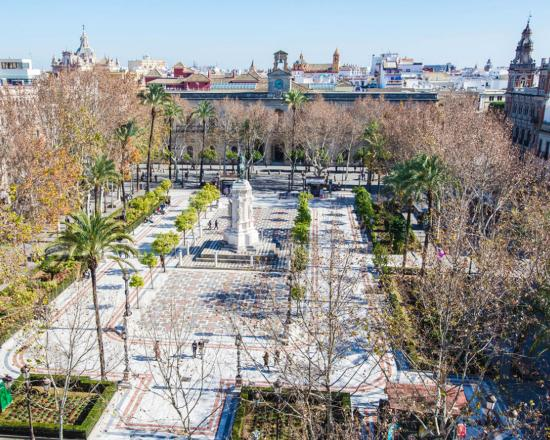 En este momento estás viendo Sevilla recibe 18,3 millones de euros del Ministerio de Hacienda como compensación por la caída de viajeros en 2020 por la pandemia