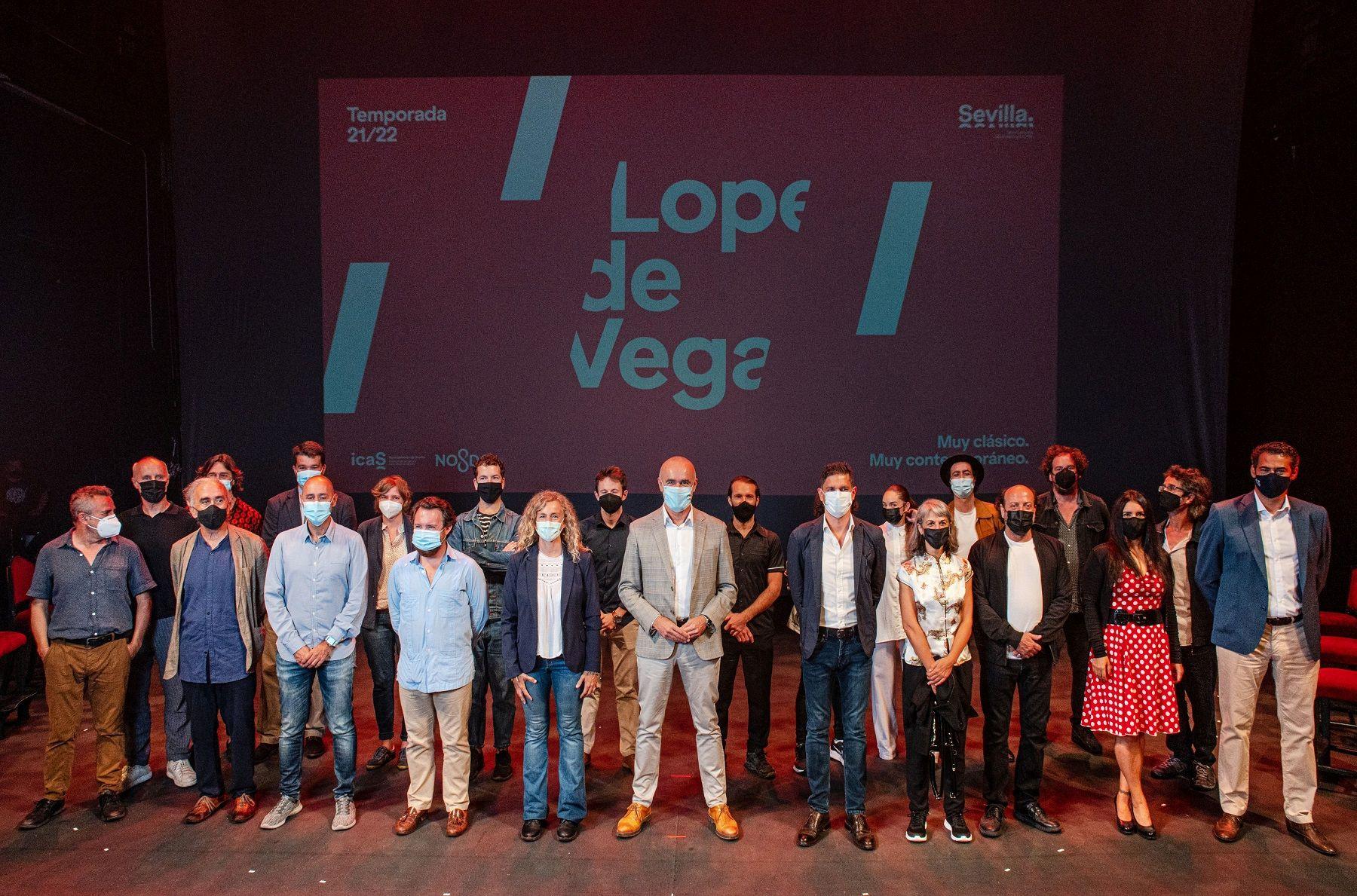 En este momento estás viendo El Teatro Lope de Vega presenta nueva temporada
