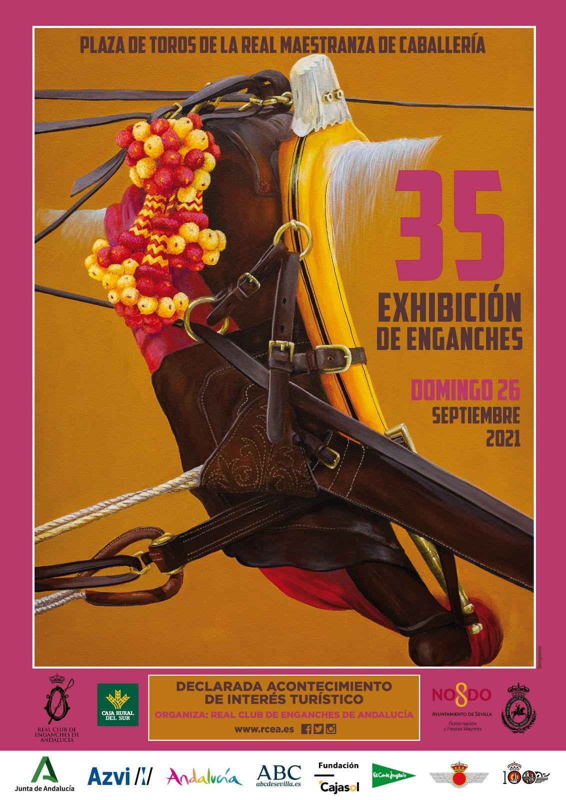 En este momento estás viendo Más de un centenar de Enganches se darán cita en Sevilla el 24, 25 y 26 de septiembre