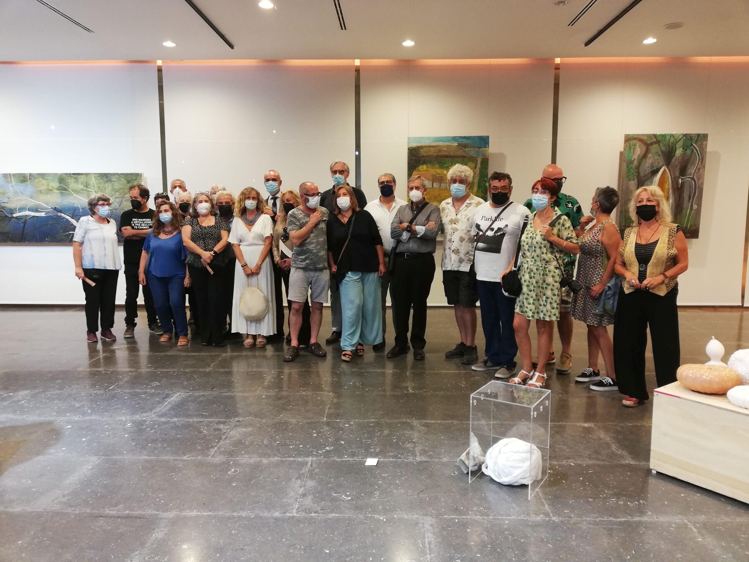 En este momento estás viendo La Sala Antiquarium reúne en 'Ars Natura' las obras de más de 60 artistas con conciencia medioambiental