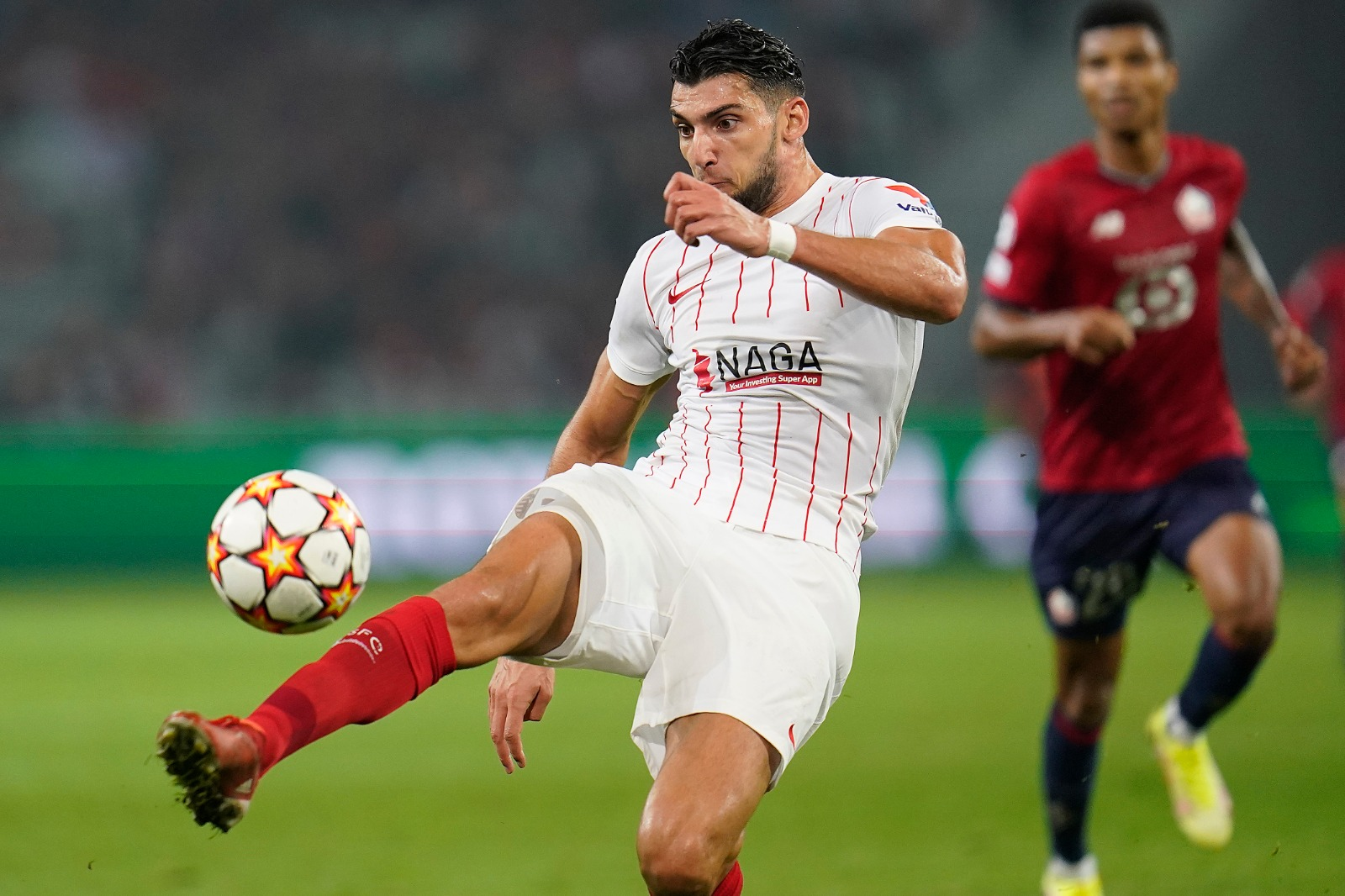 El Sevilla FC se abona al empate en la Champions