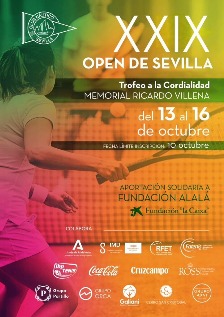 En este momento estás viendo Cita con el tenis en Sevilla
