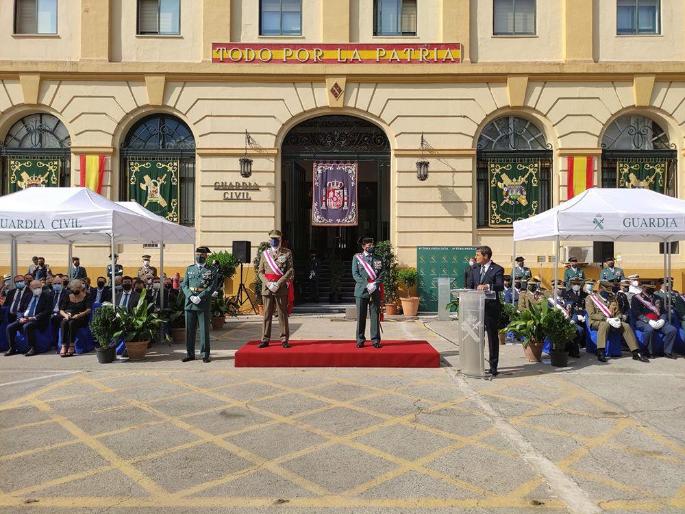 En este momento estás viendo La Guardia Civil celebra el Día del Pilar