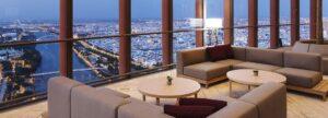 Lee más sobre el artículo La terraza mirador Atalaya Torre Sevilla, la más alta de Andalucía, abre al público