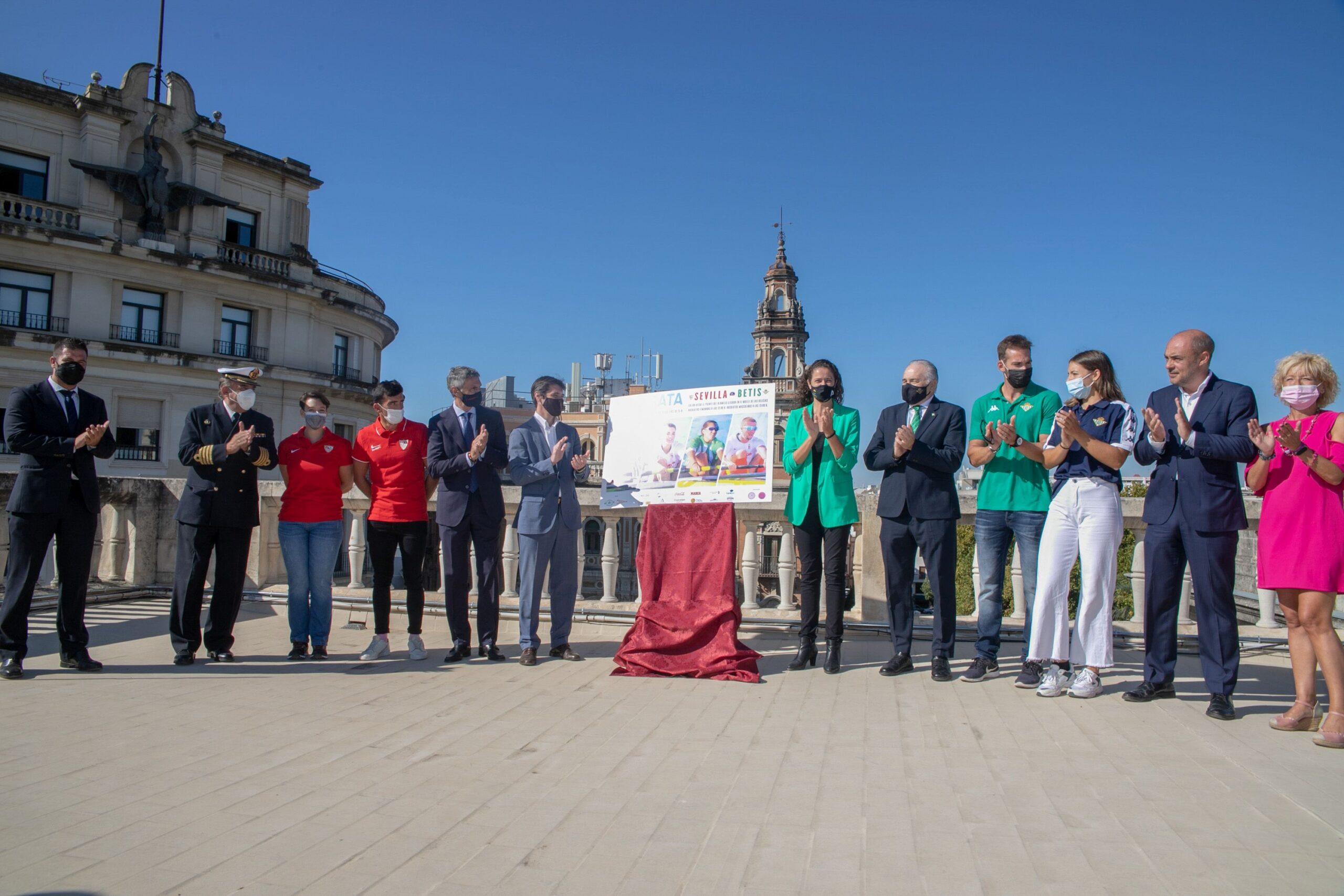 La 55ª Regata Sevilla Betis calienta los remos